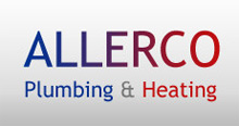 ALLERCO PLUMBING AND HEATING Logo