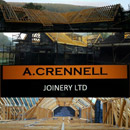 A Crennell Joinery LTD Logo