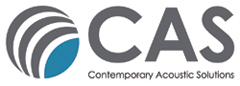 (CAS) Contemporary Acoustic Solutions Logo