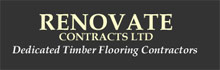 Renovate Contracts LTD