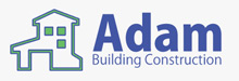 Adam Building Construction Logo