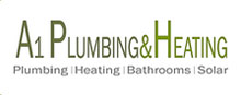 A1 Plumbing & Heating Logo