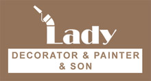 A Lady Painter & Decorator & Son