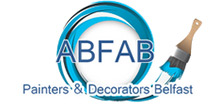 Abfab Painters & Decorators Logo