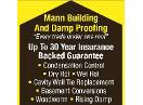 Mann building and damp proofing