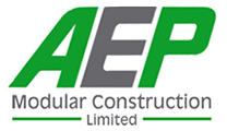 A E P Modular Construction Ltd Logo