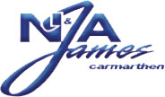 N & A James Ltd Logo