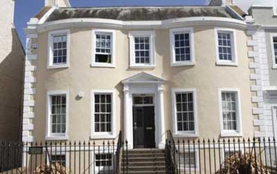 Gerard martin limited london painters decorators - Farrow and ball exterior masonry paint ideas ...
