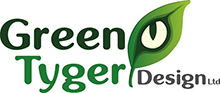 Green Tyger Design Logo