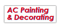 A C Painters & Decorators Logo