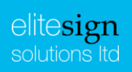 Elite Sign Solutions Ltd