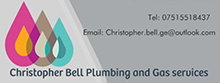 Christopher Bell Plumbing & Gas Services