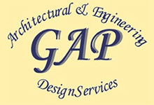 G A P Architectural & Engineering Design Services Logo