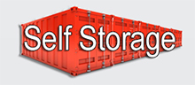 Self Storage Pengam Logo