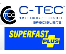 C-Tec Building solutions - SuperFast activatot 50 ml and 250ml bottles