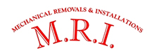 MRI Mechanical Removals & Installations
