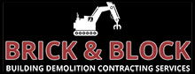 Brick & Block Building Demolition Contracting Services