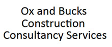 Ox and Bucks Construction Consultancy Services