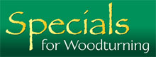 Specials For Woodturning Ltd