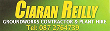 Ciaran Reilly Plant Machinery