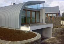 Edgeline Metal Roofing Magherafelt Zinc Roofing
