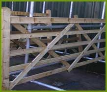 Orchard Fencing Ltd Welling Fence Suppliers Kent Gate