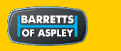 Barretts Of Aspley Limited