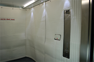 Kapok 88 Long Bennington Padded Wall Protection