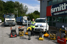 Smiths Equipment Hire Image