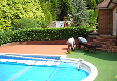 Rubaroc Safety Surfaces Sheffield Ruba Deck Uks Only Supplier Of Rubadeck Safety Decking