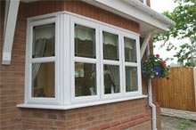 Rooms views buckley window frame manufacturers for Upvc french doors liverpool