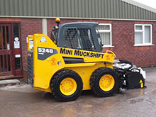 Mini Muckshift Limited Image