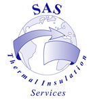 SAS THERMAL INSULATION SERVICES Logo