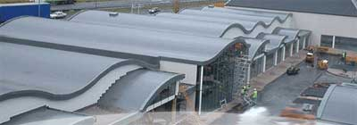 High-Tech Membrane Roofing Ltd Image