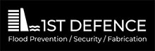 1ST DEFENCE FABRICATIONS Logo