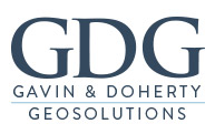 GDG Gavin & Doherty Geosolutions Logo