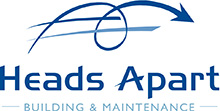 Heads Apart Property Maintenance Logo