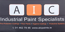 Allied Industrial Coatings Ltd Logo