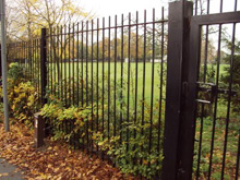 Cambridge Security Fencing TA Julian Day Image