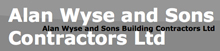 Alan Wyse and Sons Building Contractors Ltd