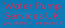 Water Pump Services UK