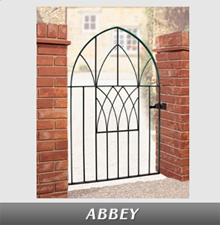 Burbage Iron Craft Ltd Staffordshire Gates Suppliers