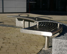 Architectural Street Furnishings Image