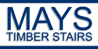 Mays Timber Stairs