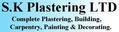 S K Plastering Limited