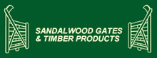Sandalwood Gates & Timber Products