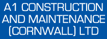 A1 Construction and Maintenance (Cornwall) Ltd