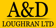 A & D Loughran Ltd Logo