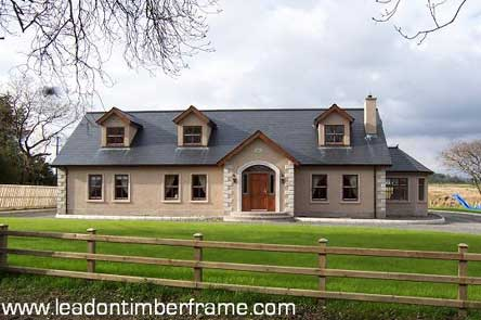 Timber Frame Buildings Timber Frame Homes Tyrone Northern