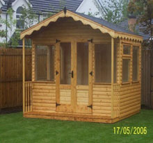 plans for Sheds: Cheap wooden sheds northern ireland